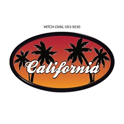California Hitch Cover    Tow Hitch Cover, Hitch Cover, Receiver Hitch Cover, Receiver Cover, USA Hitch Covers, Tailgating, Bottle Olpener Hitch Cover