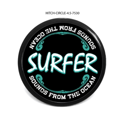 Surfer Hitch Cover Tow Hitch Cover, Hitch Cover, Receiver Hitch Cover, Receiver Cover, USA Hitch Covers, Tailgating, Bottle Olpener Hitch Cover