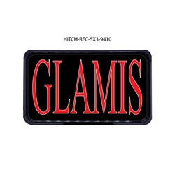 Glamis Hitch Cover Tow Hitch Cover, Hitch Cover, Receiver Hitch Cover, Receiver Cover, USA Hitch Covers, Tailgating, Bottle Olpener Hitch Cover