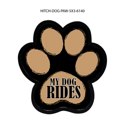 My Dog Rides Hitch Cover Tow Hitch Cover, Hitch Cover, Receiver Hitch Cover, Receiver Cover, USA Hitch Covers, Tailgating, Bottle Olpener Hitch Cover
