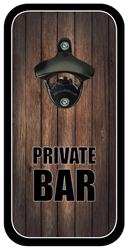Private Bar Bottle Opener  Bottle, Bottle Opener, Beer, Soda, Magenetic Bottle Opener, Popncaps, Wicked Eye, Beer Pong, Beer Bong, American Made